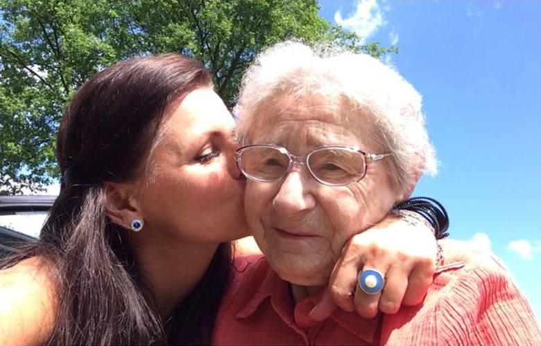 Z Teresą Wójcik koronawirus nie miał szans! 103-latka z Wędryni słynie z żelaznego zdrowia i poczucia humoru.