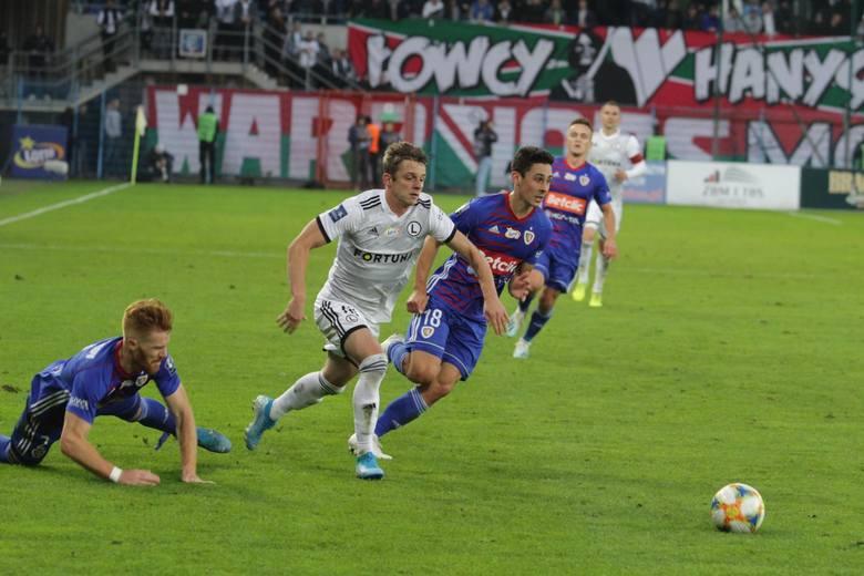 Legia Warszawa przegrała w Gliwicach z Piastem 0:2. Dobrze grającą obronę w końcu oszukali Piotr Parzyszek i Jorge Felix. Po 11 meczach wicemistrz Polski