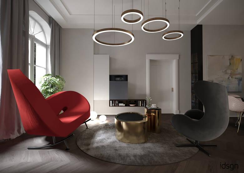 Niezwykły apartament. Zobacz projekt szczecińskiej architekt wnętrz [ZDJĘCIA]