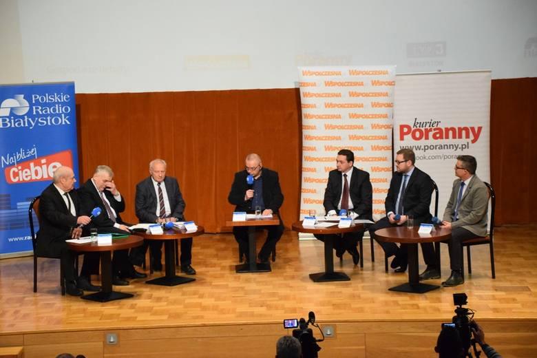 Debata o regionalnym lotnisku w Podlaskiem