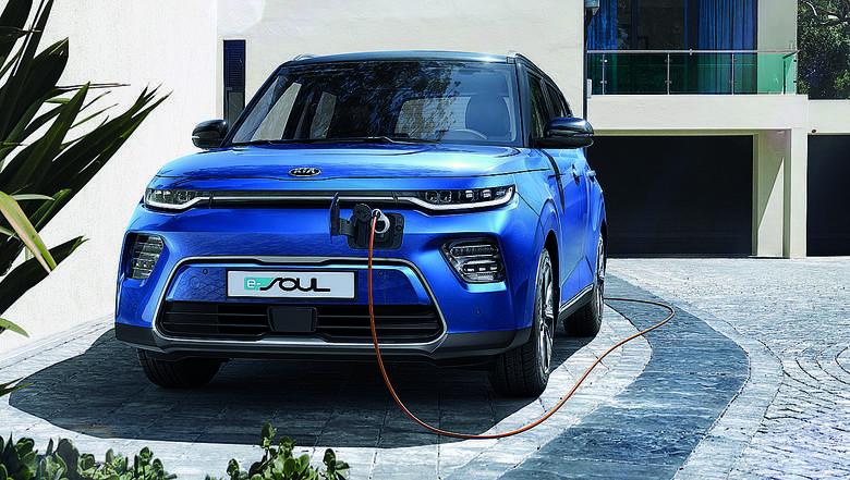 Elektryzująca nowoczesność. Kia XCeed - hybrydy i auta elektryczne