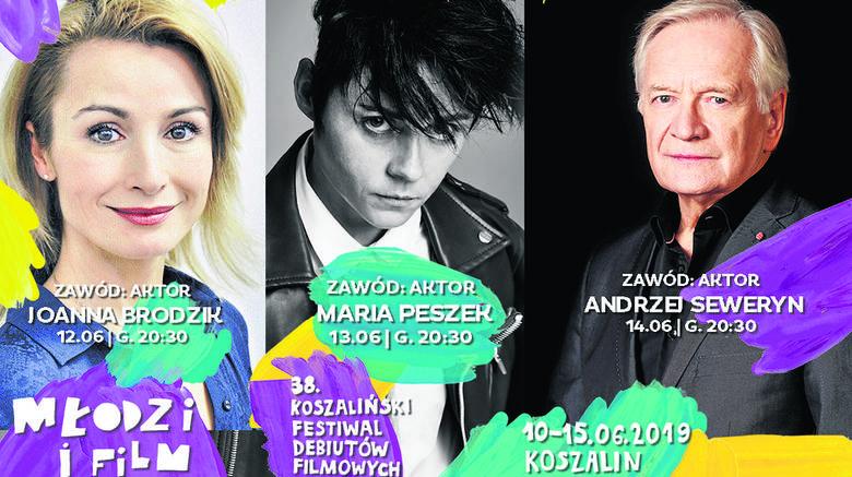 """W poniedziałek, 10 czerwca, rozpocznie się 38. edycja Koszalińskiego Festiwalu Debiutów Filmowych """"Młodzi i Film"""". W tym roku impreza poszczycić się"""