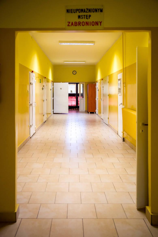 """Izba Wytrzeźwień w Białymstoku. Zobacz, jak wygląda białostocka """"wytrzeźwiałka"""""""