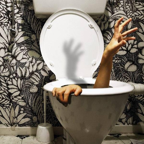 W łazience bakterie grasują ochoczo
