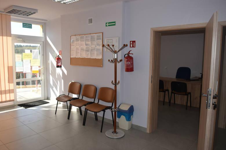 Ośrodek Zdrowia w Rzucowie już po remoncie.