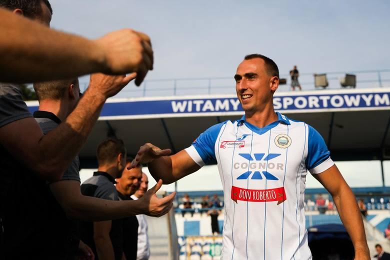 Kamil Sobala piłkarzem Hutnika jest od 2017 roku