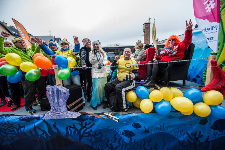 Mielno po raz kolejny została opanowana przez morsy z całej Polski. To za sprawą wyjątkowego już 16 Międzynarodowego Zlotu Morsów, który zakończył się