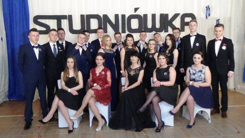 Studniówki 2017. Zespół Szkół Ponadgimnazjalnych w Solcu nad Wisłą.