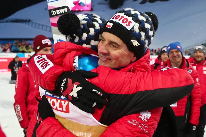 Stefan Horngacher pracował z polskimi skoczkami przez trzy lata