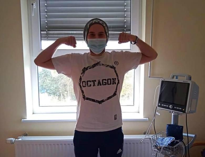 Dominik Wojdalski wyszedł już z kliniki!