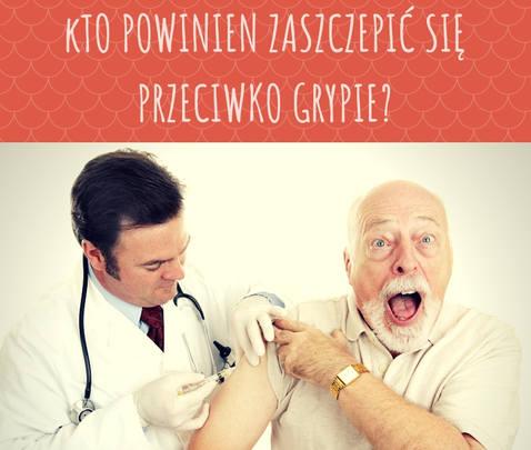 Szczepienia przeciwko grypie. Kto powinien z nich skorzystać?