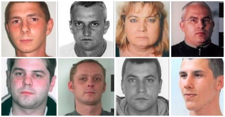 Tych osób szuka małopolska policja: oto lista poszukiwanych przez policję w Małopolsce Zachodniej (Andrychowie, Brzeszczach, Bukownie, Chełmku, Chrzanowie,