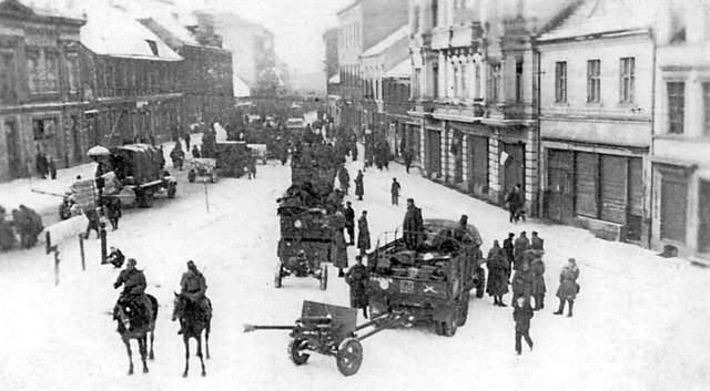 Zdarzyło się w Bydgoszczy... Gorące pierwsze dni wielkiej wojny [RETRO]