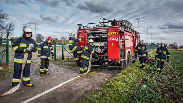 Ochotnicze Straże Pożarne z bliska