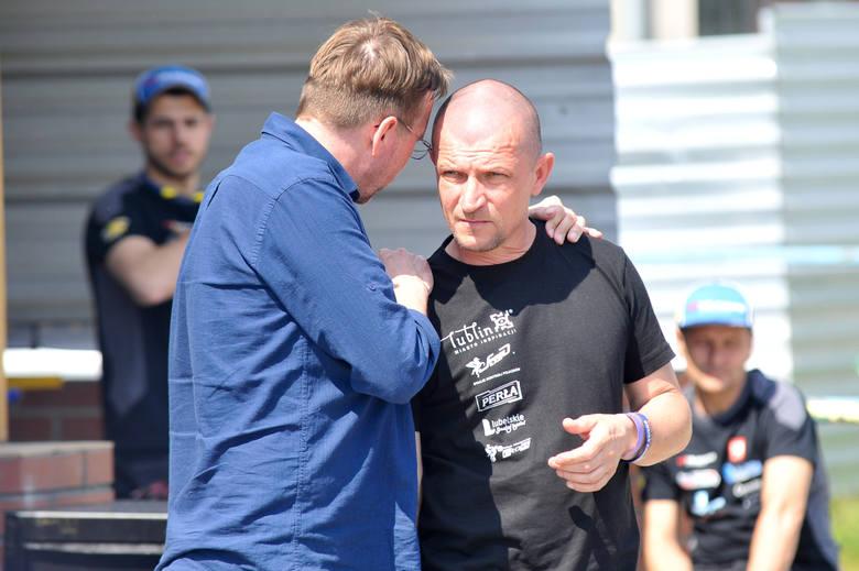 Dariusz Śledź nowym trenerem Betardu Sparty Wrocław!