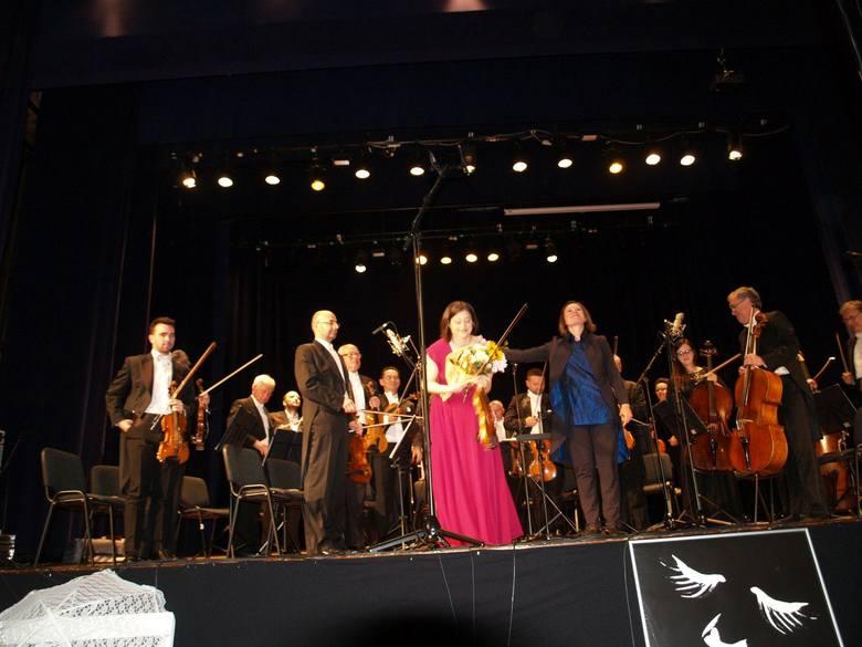 Festiwal w Busku. Wielki pojedynek na skrzypce