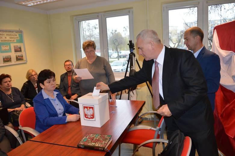Gmina Skierniewice: nowa kadencja oficjalnie rozpoczęta [ZDJĘCIA]