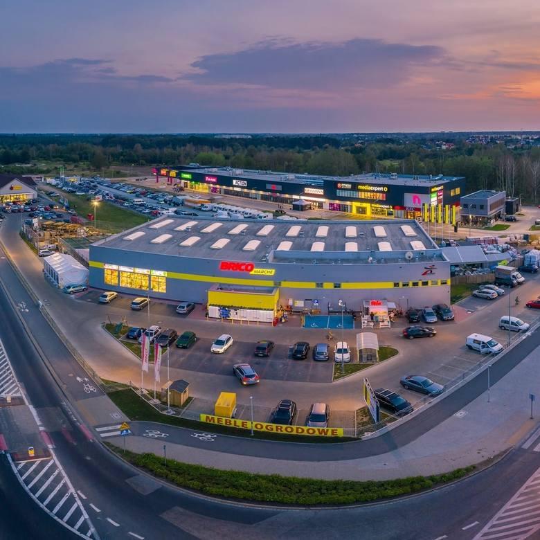 Koronawirus: Bricomarché we Wrocławiu wprowadziło innowacyjne, bezpieczne rozwiązanie dla klientów