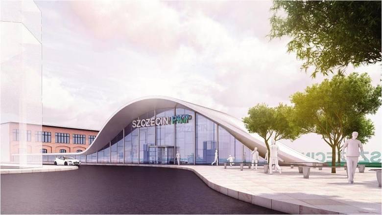- Połączenie umożliwi szybkie i bezkolizyjne przemieszczanie się podróżnych w komfortowych warunkach między obu dworcami - tłumaczy miejski inwestor
