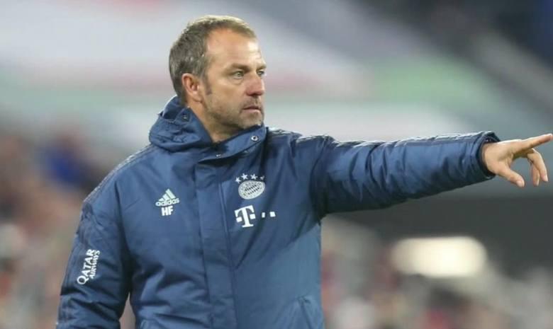 Hansi Flick, trener Bayernu Monachium