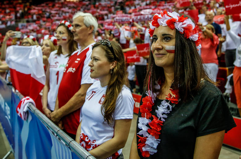 Polacy pozbawili Francuzów wszystkich ich atutów i ze wsparciem prawie 10 tysięcy kibiców wygrali 3:0