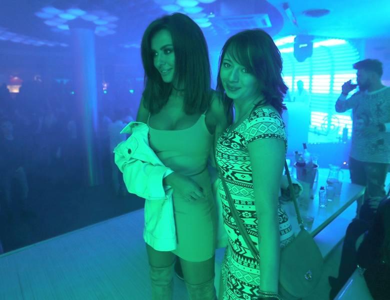 """Natalia Siwiec, modelka i celebrytka, """"miss Euro"""" pojawiła się w szczecińskim Grey Clubie. To była szalona, pełna zabawy noc! Natalia"""