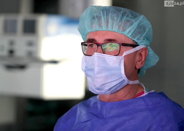 Szczecin: Ogromne wyróżnienie dla chirurga ze szpitala na Pomorzanach