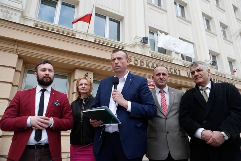 """""""Sąd nad Judaszem"""": Narodowcy bronią mieszkańców Pruchnika"""