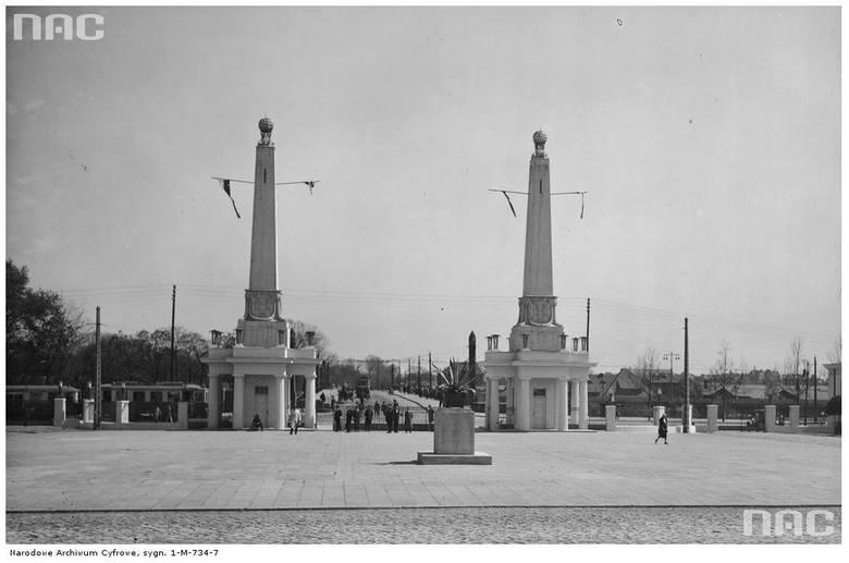 Międzynarodowe Targi Poznańskie - 1930 rok<br />