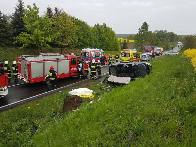Do wypadków i kolizji na drogach powiatu chełmińskiego dochodzi niemal co dzień. W tym w Wabczu zginęła 66-latka