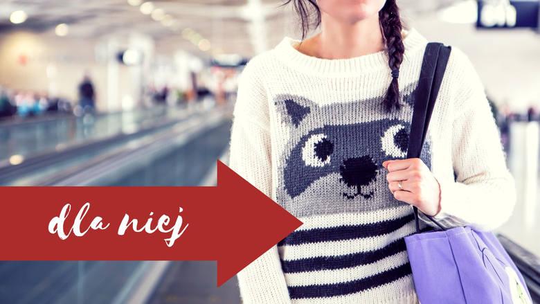 Swetry świąteczne dla niej. Najmodniejsze propozycje, nowe wzory. Sprawdź swetry świąteczne i ich ceny. Zaplanuj świąteczne zakupy