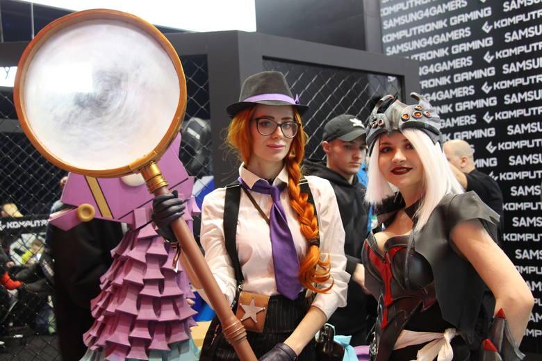IEM 2019 w Katowicach: Najlepsze cosplaye z Fortnite ZDJĘCIA