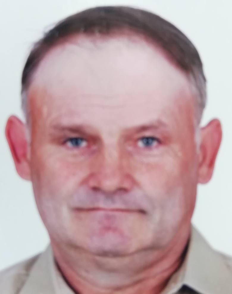 Zaginął Jacek Kuchta, 52-latek z Zagórza (gmina Słupia)
