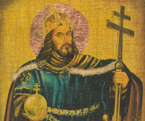 Stefan I Święty  (969 - 1038 r.)Pierwszy węgierski władca koronowany na króla ma na swoim koncie kilka poważnych przewinień. Jako władca prowadził liczne