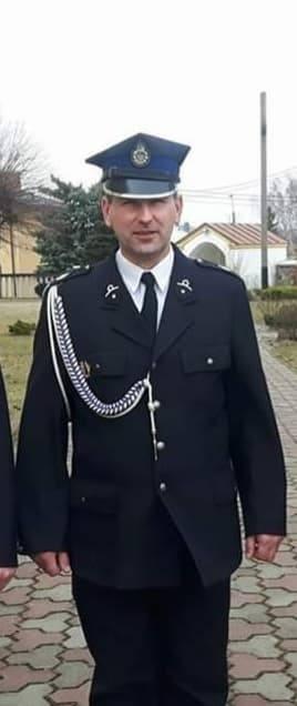 Powiat augustowski- Andrzej Zagórski, OSP Bargłów Kościelny