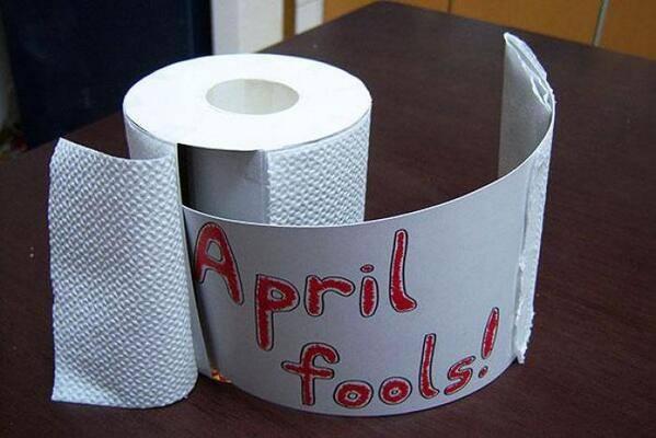 Pomysły na prima aprilis. To możecie zrobić we własnym zakresie