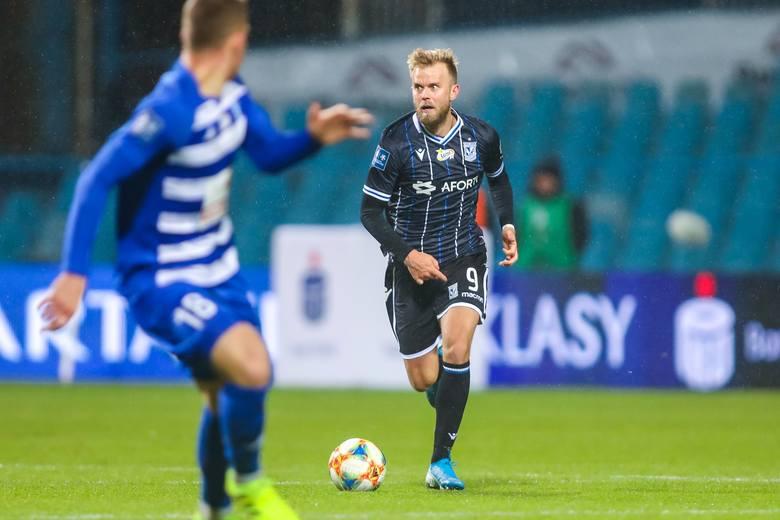 Christian Gytkjaer jest już na 4. miejscu w klasyfikacji strzelców w historii klubu w lidze i na 6. we wszystkich rozgrywkach.