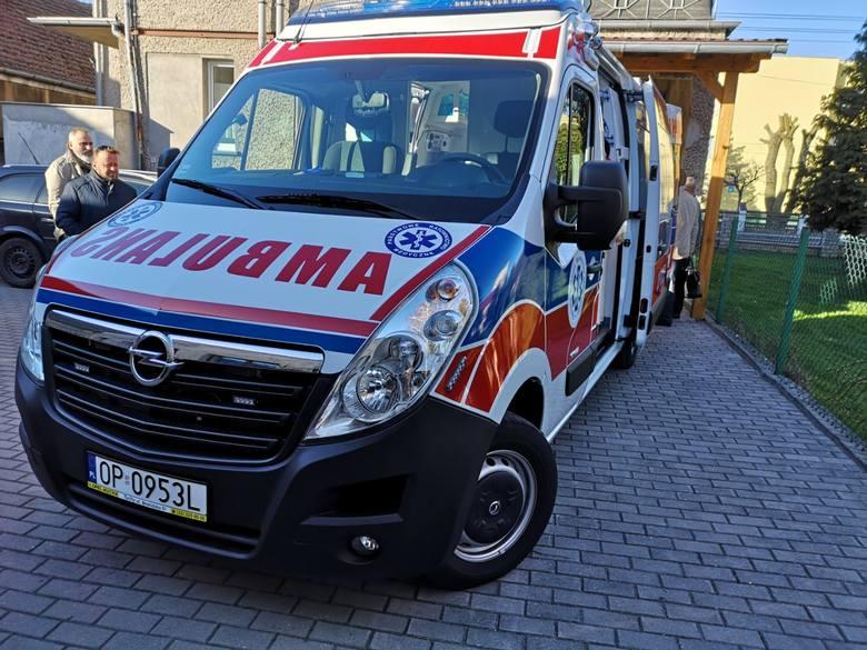 Dzięki zmianom w systemie ratownictwa medycznego pojazd będzie mógł pomagać mieszkańcom gminy Łubniany, ale również ratować życie ofiar wypadków na drodze