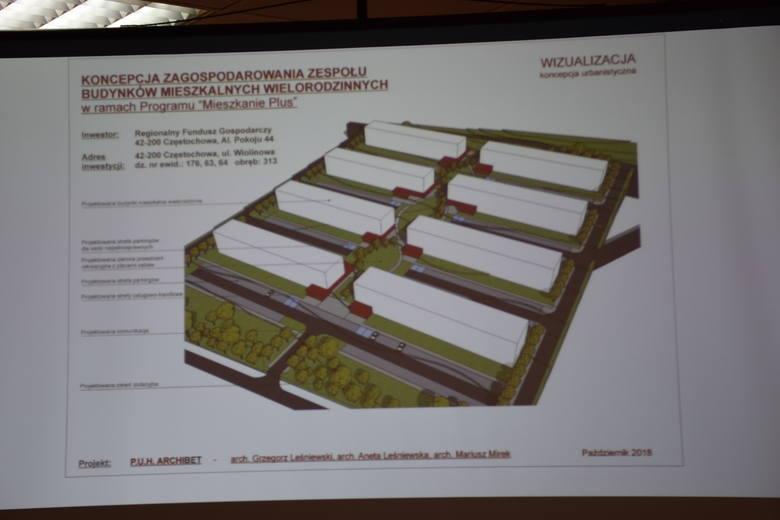 Częstochowa: RFG chce wybudować Mieszkania Plus dla kilkuset rodzin
