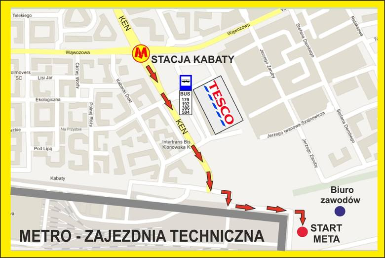 VI Grand Prix Warszawy: Biegając pomożemy Maksowi