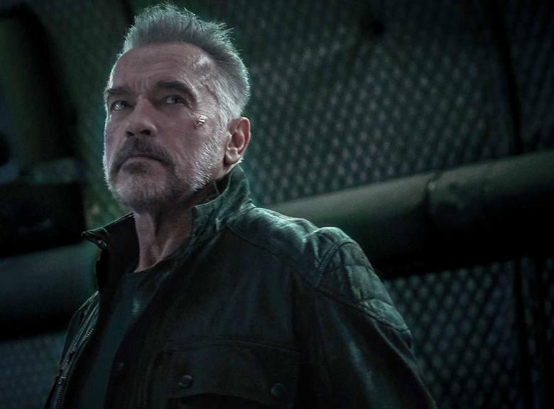 Terminator. Mroczne przeznaczenie USA/Chiny, sci-fi, reż. Tim Miller, wyst. Linda Hamilton, Arnold Schwarzenegger