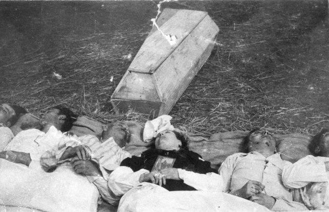 Rzeź wołyńska. W 1943 i 1944 r. ukraińscy nacjonaliści dokonali masakr Polaków w setkach miejscowości Wołynia i Galicji Wschodniej. Oto relacje o krwawych