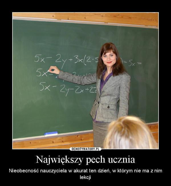 Dzień Nauczyciela - memy. Świętuj na wesoło! Zobacz najlepsze szkolne MEMY [14 października 2019]