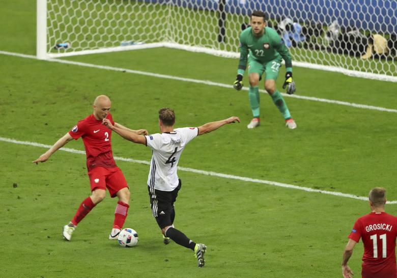 Jedenastka 2. kolejki fazy grupowej Euro wg Goal.com. Polak wyróżniony! [GALERIA]