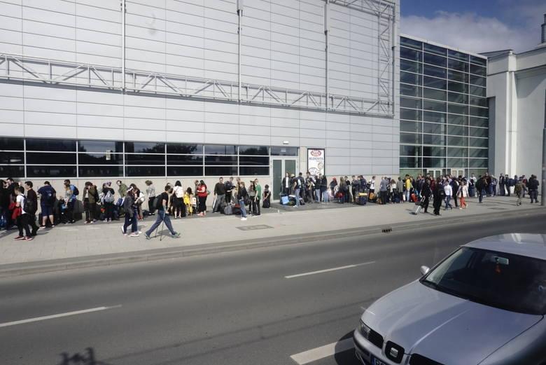 W piątek wystartował Pyrkon 2018. Poznański Festiwal Fantastyki znów przyciągnął tłumy. Od rana Międzynarodowe Targi Poznańskie szturmują fani fantastycznych