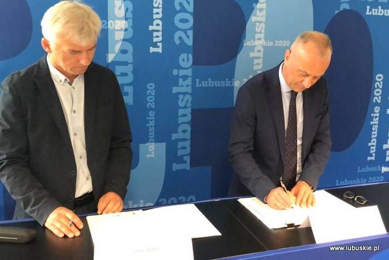 Zawarcie umowy na dofinansowanie inwestycji w Interiorze w Nowej Soli