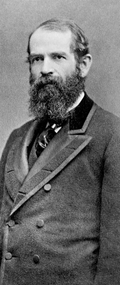 William Tweed stworzył krąg wpływów, który uczynił go najpotężniejszym człowiekiem USA