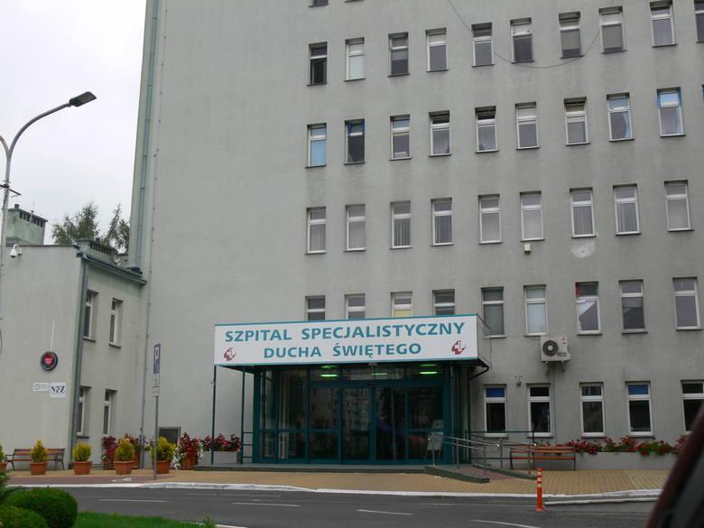 W Specjalistycznym Szpitalu Ducha Świętego w Sandomierzu powstał obszar buforowy, na którym będą leczeni pacjenci zakażeni  COVID 19. To następstwo decyzji