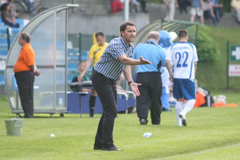 Flota doznała pierwszej porażki pod wodzą trenera Tomasza Kafarskiego.