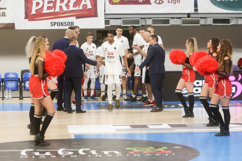 Zespołowa gra zapewniła Startowi Lublin zwycięstwo ze Spójnią Stargard (ZDJĘCIA)